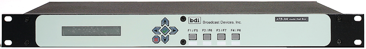 ATB 300 Audio Toolbox AES Audio Switcher