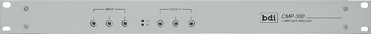 CMP 300 Composite Mixer Distribution System
