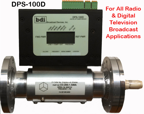 DPS 100 Digital RF Power Measurement System