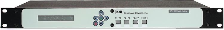 DAB 300 Series Dual Path IBOC Switcher